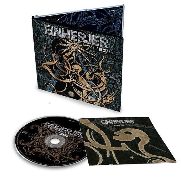 EINHERJER - North Star CD (PREORDER)