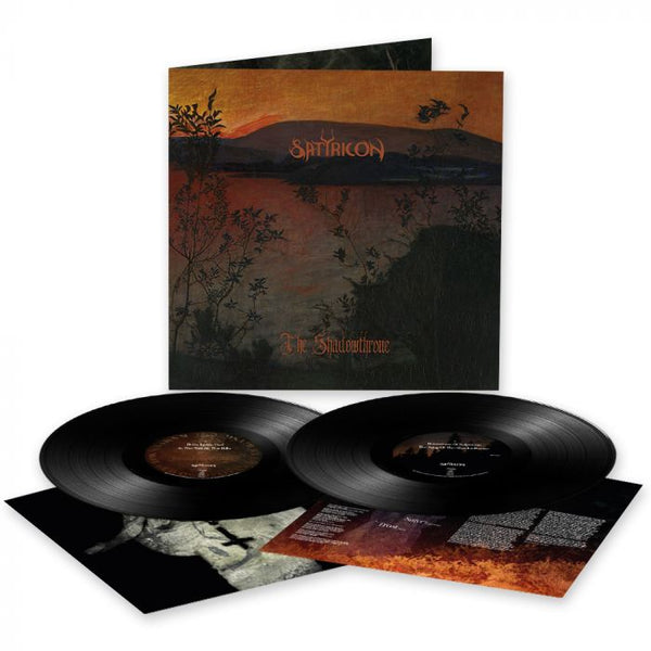SATYRICON - The Shadowthrone 2LP (PREORDER)