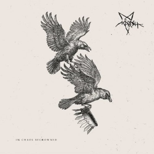 ACARASH - In chaos becrowned LP