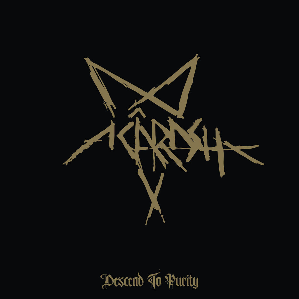ACARASH - Descend to purity LP