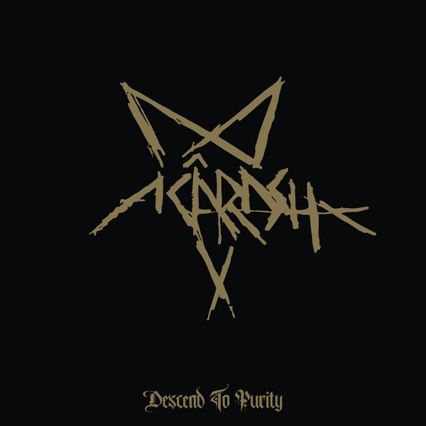 ACARASH - Descend to purity CD