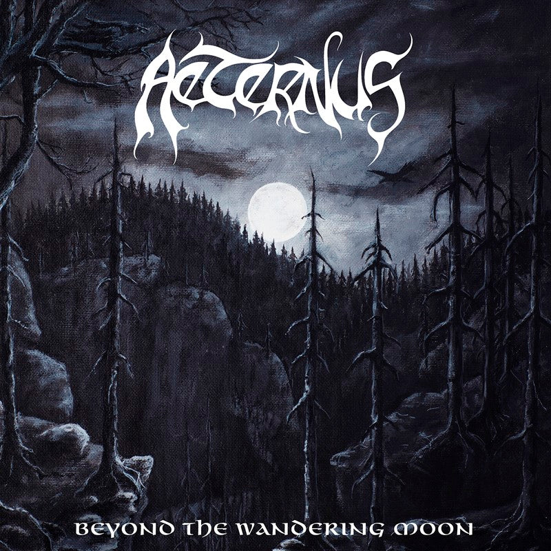 AETERNUS - Beyond the wandering moon CD