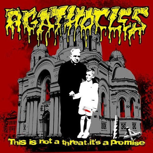 AGATHOCLES - This Is Not A Threat...It's A Promise CD