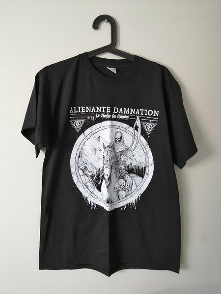 ALIENANTE DAMNATION - Le Chantre du Charnier T-SHIRT