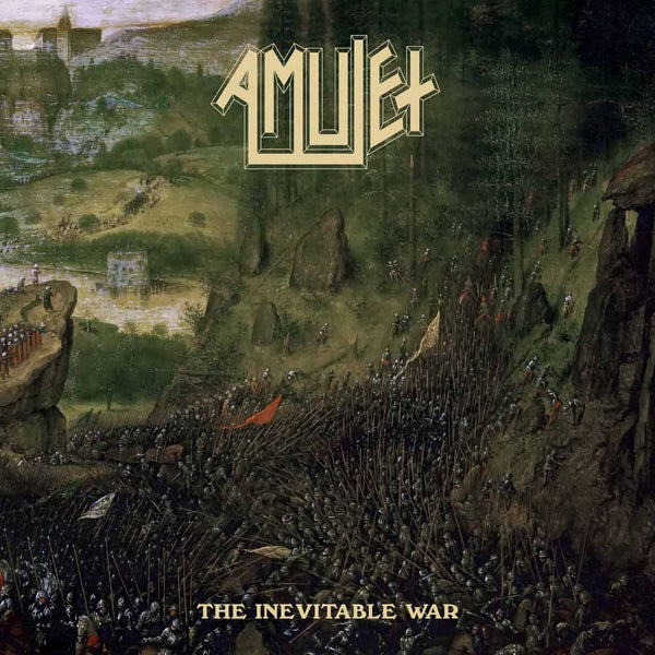 AMULET - The Inevitable War LP