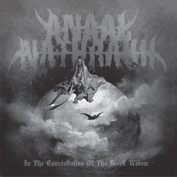 ANAAL NATHRAKH - In the constellation of the black widow LP (GREY/ GREEN)