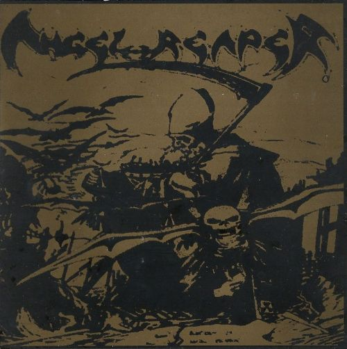 ANGEL REAPER - Angel Ripping Metal CD