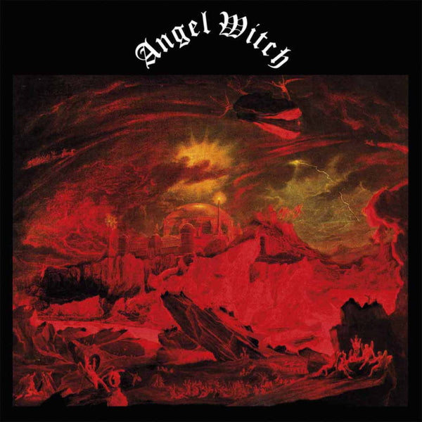 ANGEL WITCH - Angel Witch CD