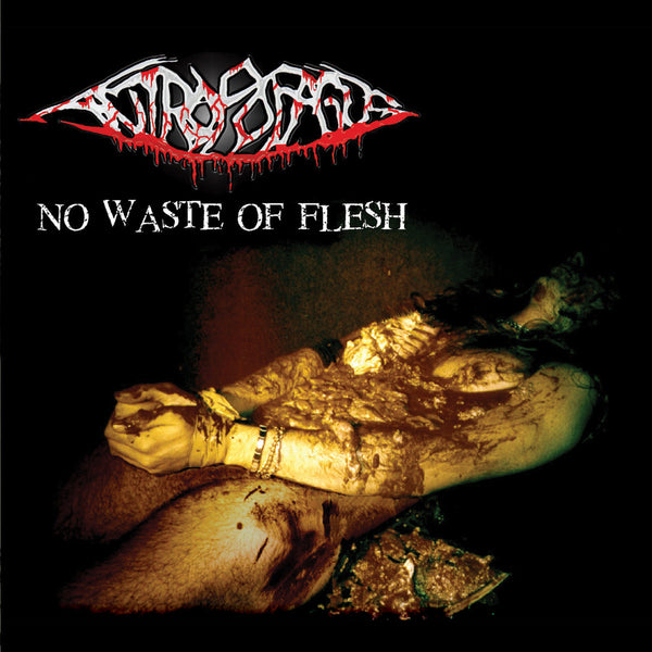 ANTROPOFAGUS - No Waste Of Flesh CD