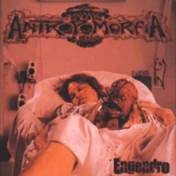 ANTROPOMORFIA  - Engendro CD