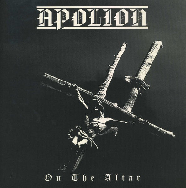 ESWIEL/ APOLION - Necro Alliance Split 7''EP
