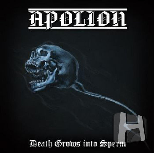 APOLION - Death Grows Into Sperm CD