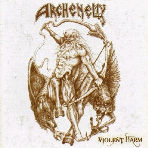 ARCHENEMY - Violent Harm CD