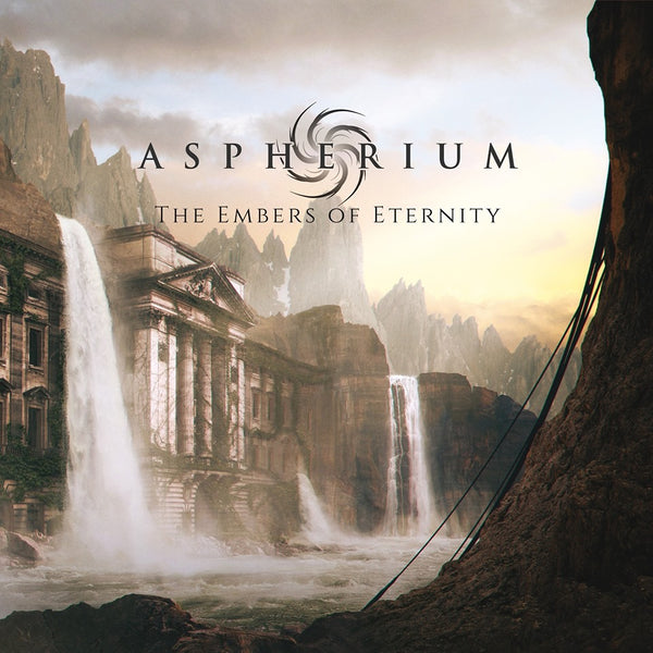 ASPHERIUM- The embers of Eternity CD