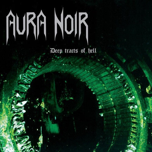 AURA NOIR - Deep tracts of hell CD