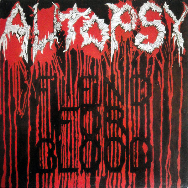 AUTOPSY - Fiend For Blood 12'' MLP