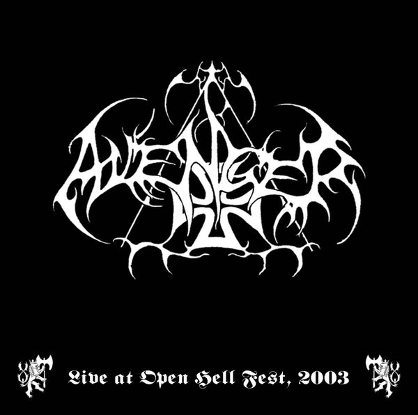 AVENGER - Live At Open Hell Fest CD