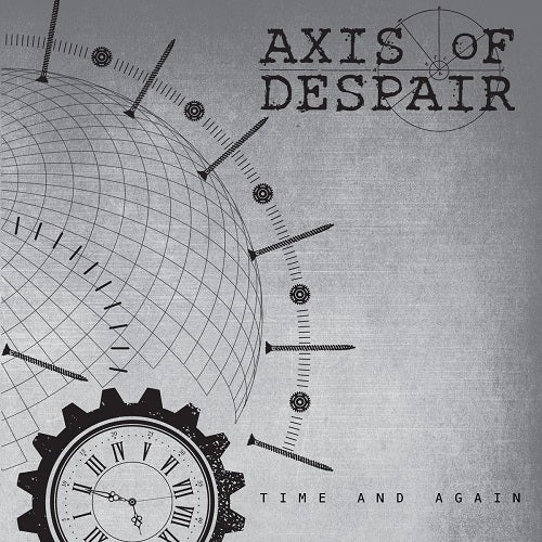 "AXIS OF DESPAIR  - Time And Again 7""EP"
