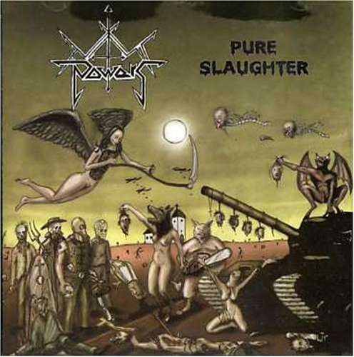 AXIS POWERS - Pure Slaughter CD