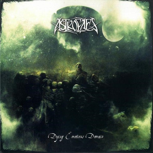 ASTROFAES - Dying Emotions Domain CD