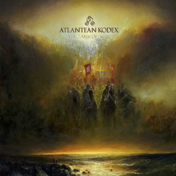 ATLANTEAN KODEX - The Course Of Empire 2LP