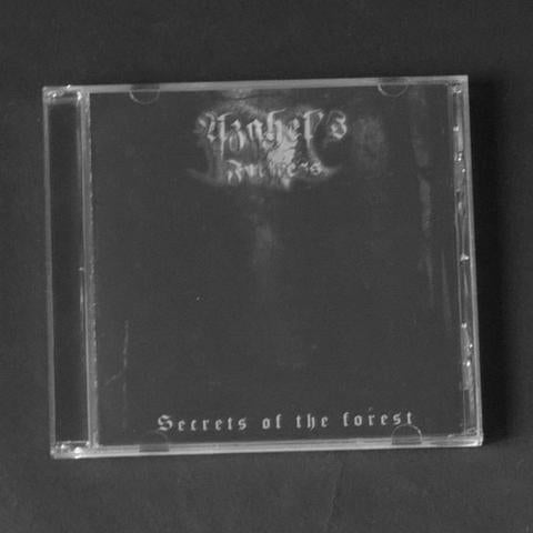 AZAHEL'S FORTRESS - Secrets Of The Forest CD