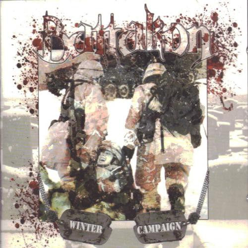 BATTALION - Winter Campaign CD