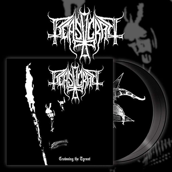BEASTCRAFT Crowning The Tyrant LP (BLACK)