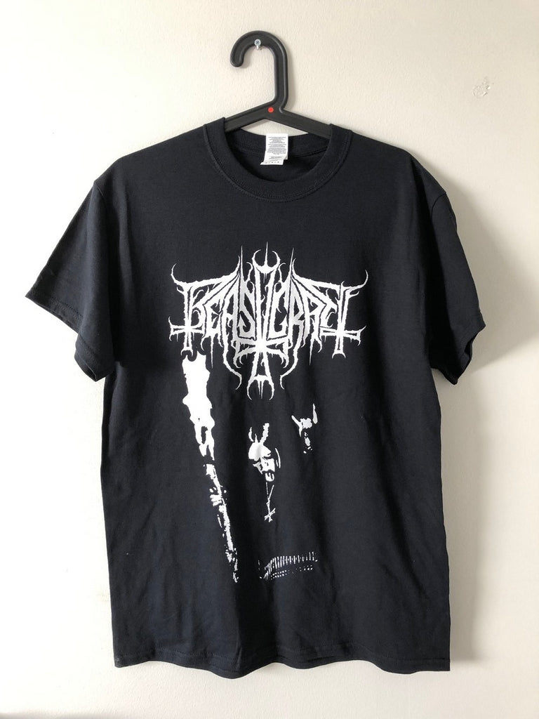 BEASTCRAFT - Crowning the tyrant T-SHIRT