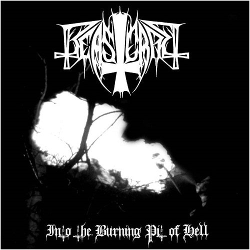 BEASTCRAFT - Into the burning pit of hell CD