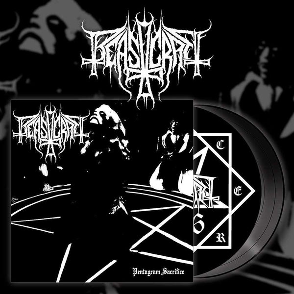 BEASTCRAFT Pentagram Sacrifice LP (BLACK)
