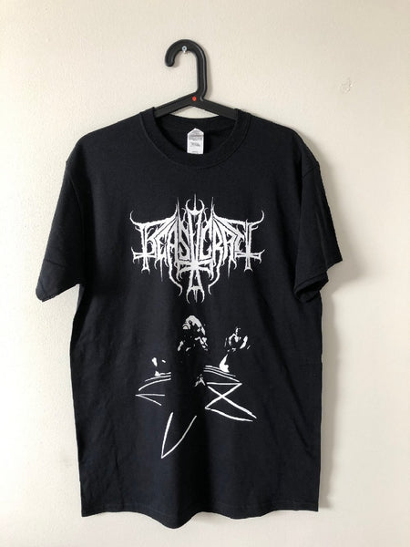 BEASTCRAFT - Pentagram Sacrifice T-SHIRT