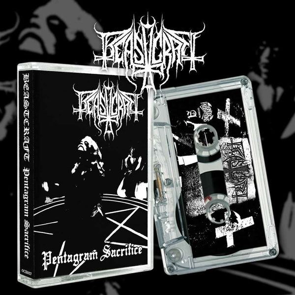 BEASTCRAFT Pentagram Sacrifice TAPE