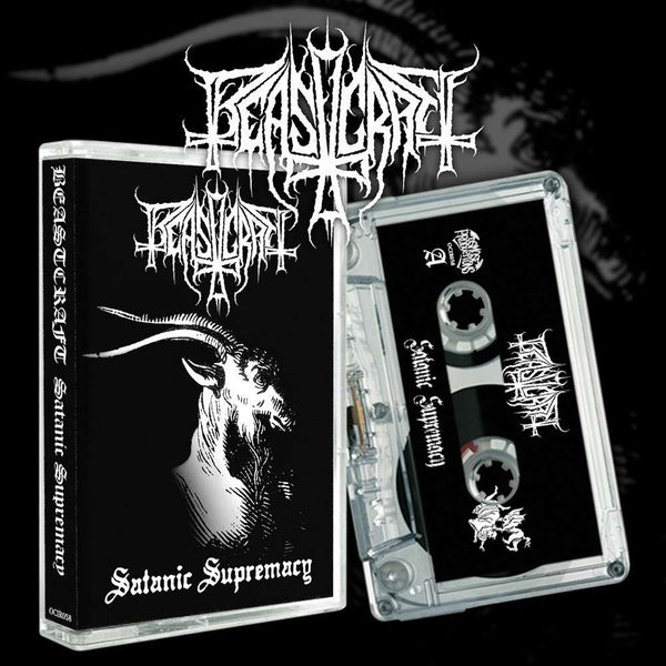 BEASTCRAFT - Satanic Supremacy TAPE