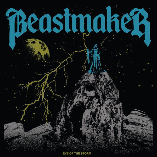 BEASTMAKER - Eye Of The Storm 12'' MLP (BLACK/ YELLOW)