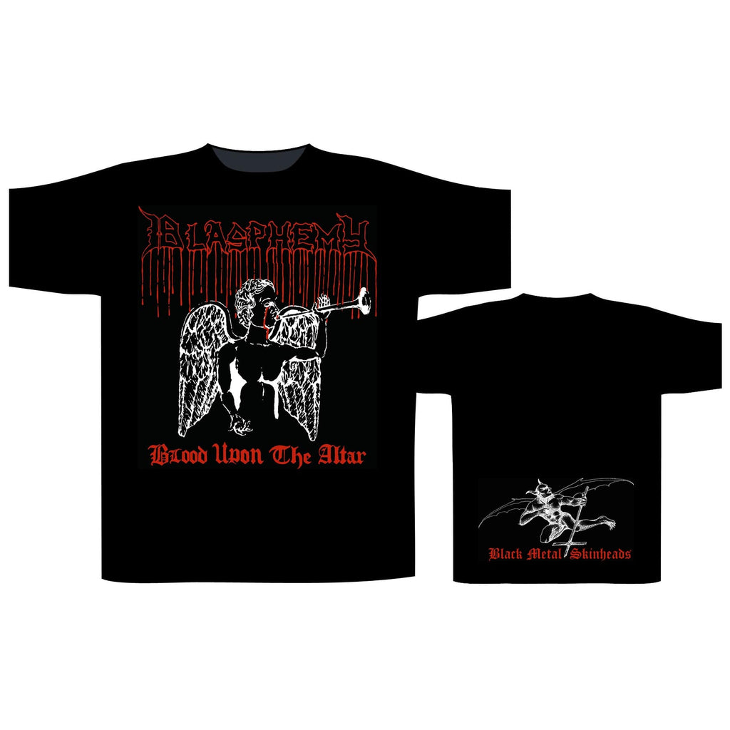 BLASPHEMY - Blood Upon The Altar T-SHIRT