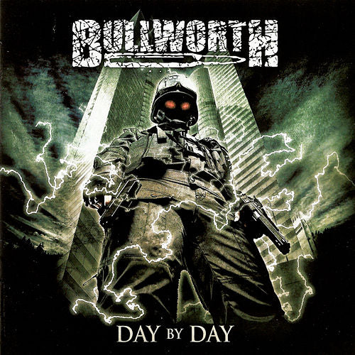 BULLWORTH - Day By Day CD
