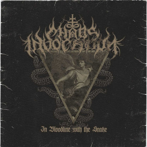 CHAOS INVOCATION - In Bloodline With the Snake CD