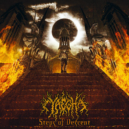 CYAEGHA - Steps Of Descent CD