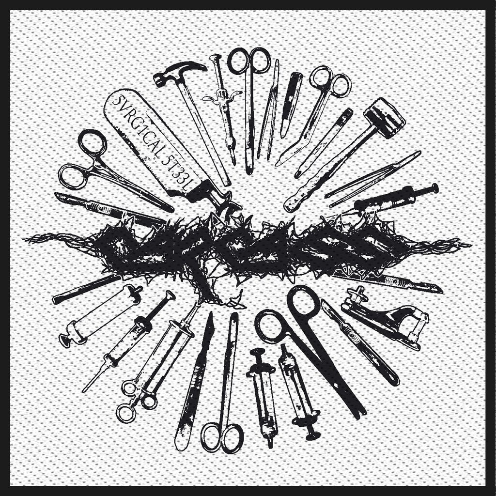 CARCASS - Tools PATCH