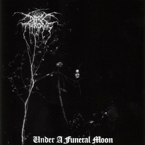 DARKTHRONE - Under a funeral moon LP