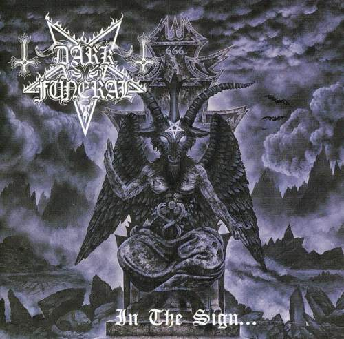 DARK FUNERAL - In The Sign....CD