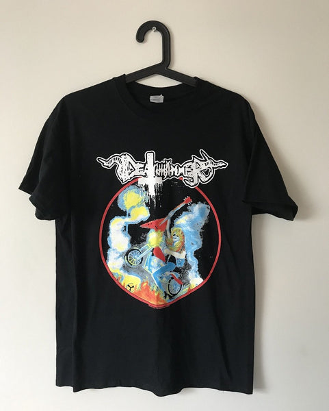 DEATHHAMMER - Forever Ripping Fast T-shirt