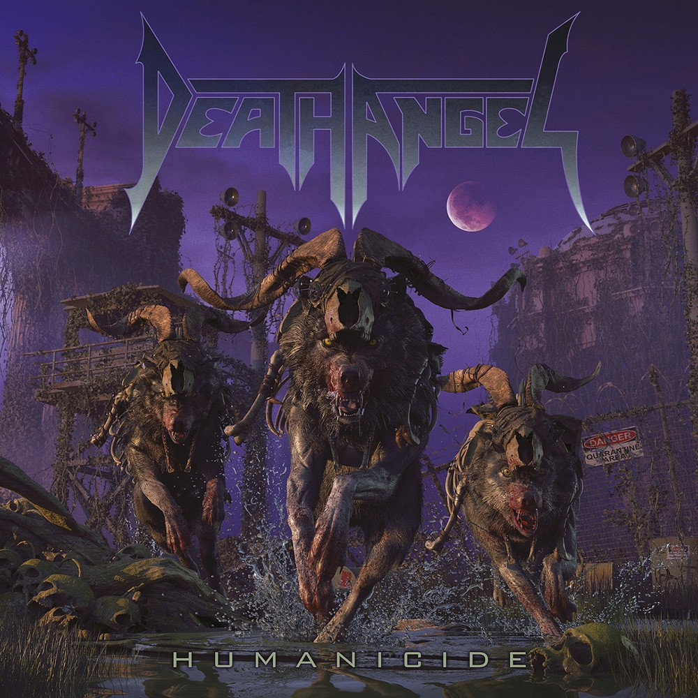 DEATH ANGEL - Humanicide CD