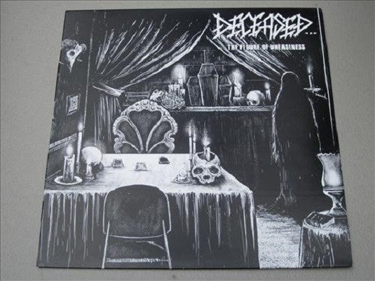 DECEASED / CONCEIVED BY HATE split LP