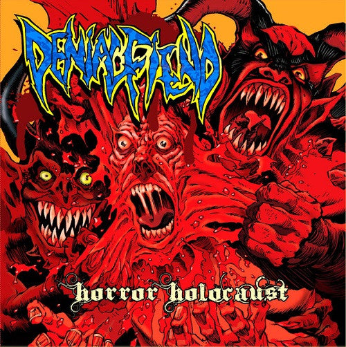 DENIAL FIEND - Horror Holocaust LP