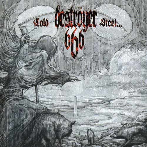 DESTROYER 666 - Cold steel...for an iron age CD