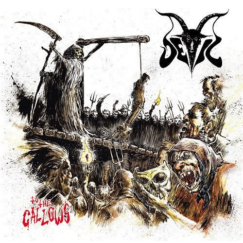 DEVIL - To the gallows LP