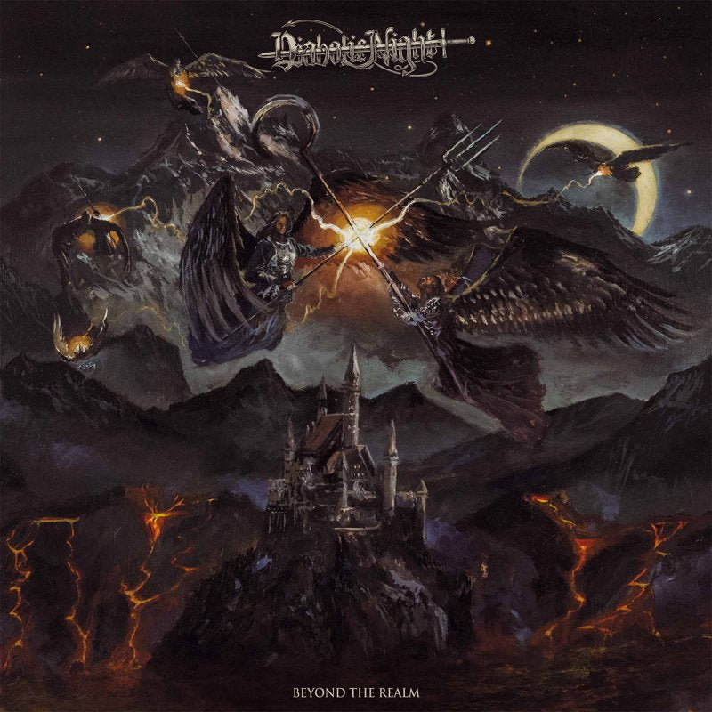 DIABOLIC NIGHT - Beyond the Realm LP