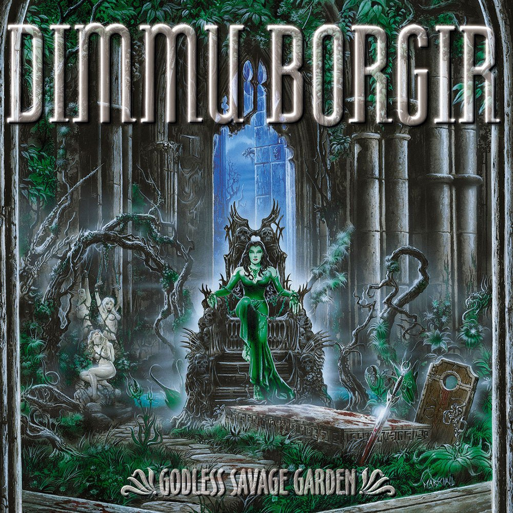 DIMMU BORGIR - Godless Savage Garden LP+CD